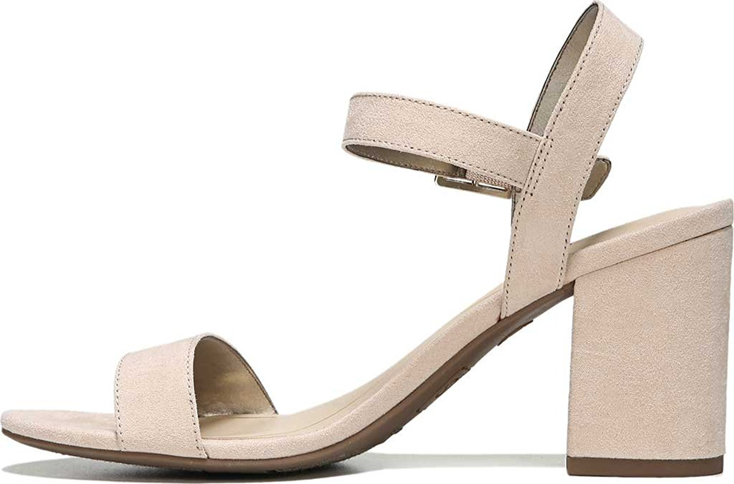 a6494c0c89b1 Circus by Sam Edelman Ashton Womens Heeled Sandals Soft Nude 10 US ...