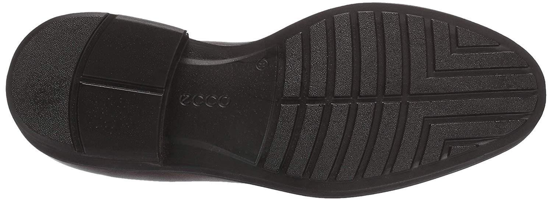 ECCO-HOMME-Vitrus-III-Moc-CLOSED-Toe-Slip-On-Chaussures-cacao-marron-taille-10-0-CU7v-U miniature 3