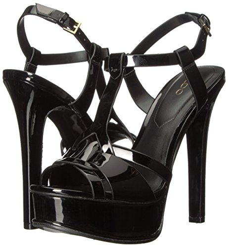 4ac7a05d326 Aldo Womens Chelly Peep Toe Casual Platform Sandals