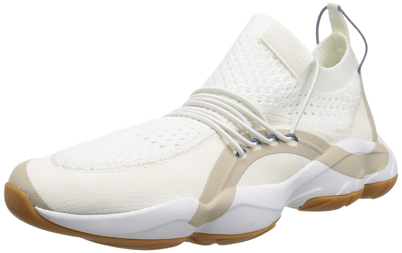 Reebok CLASSIC Reebok classical music sneakers shoes DMX FUSION TS D M X fusion TS black white call (CN2209 SS18)