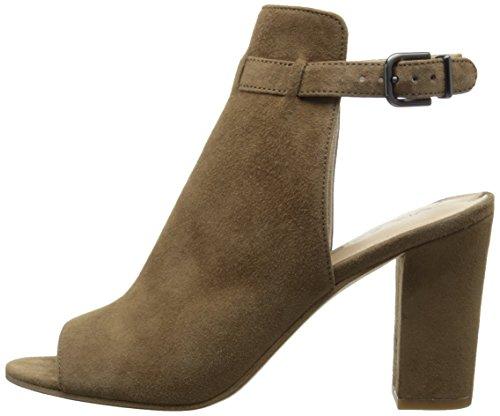 Via Spiga Womens Fabrizie Suede Open Toe Casual Mule Sandals Ratten Size 65 d