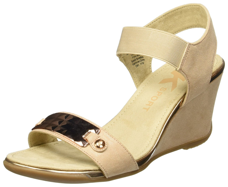 48b422dadb6 ANNE KLEIN WOMENS Latasha Open Toe Casual Platform Sandals -  44.80 ...