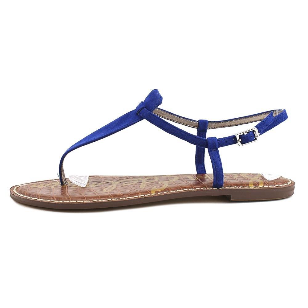 ef4c3626d114 Sam Edelman Womens GiGi Split Toe Casual Ankle Strap Sandals