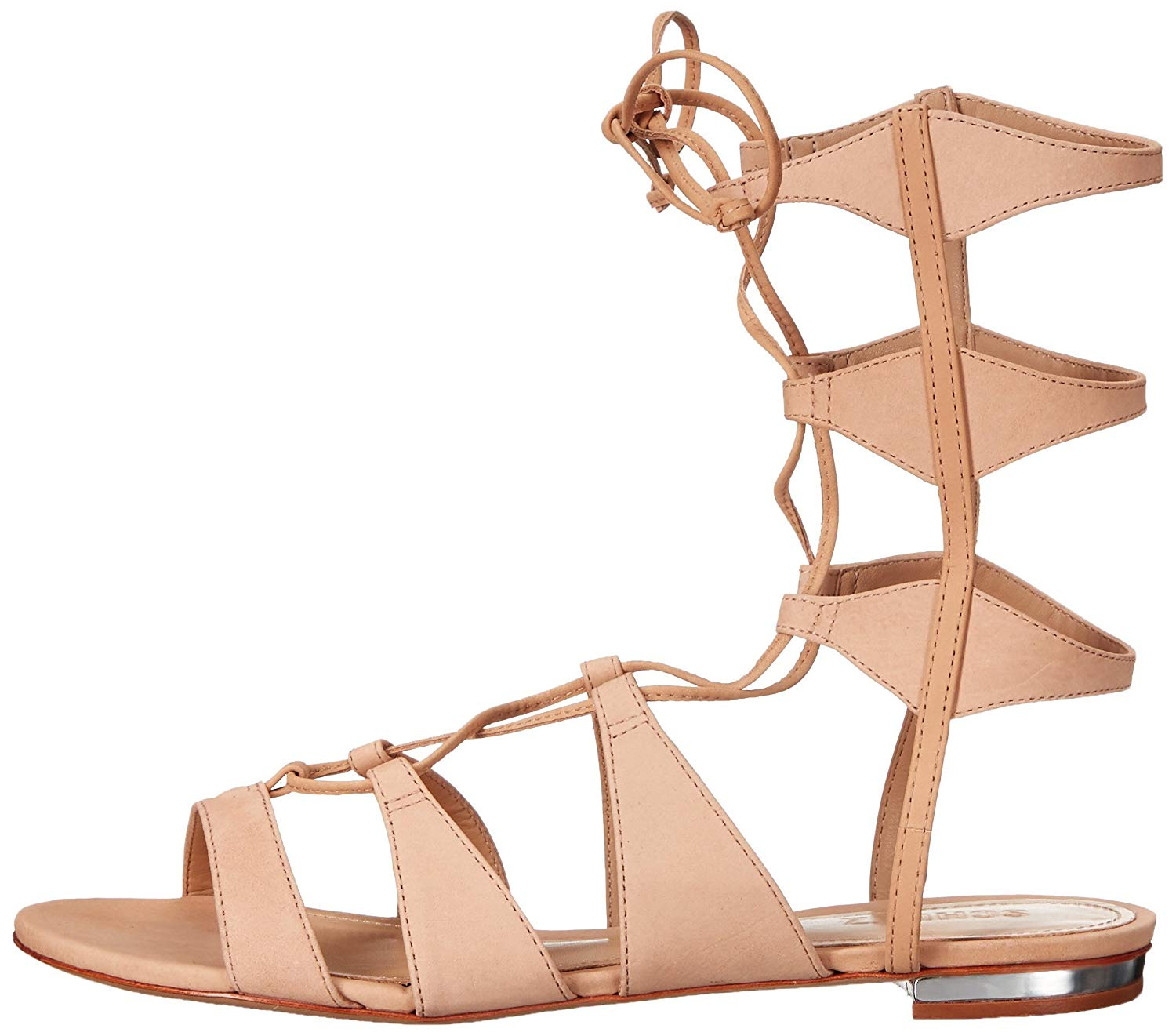 c0ccd842354a97 Details about SCHUTZ Womens Erlina Open Toe Casual Gladiator Sandals