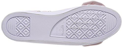 Details about Converse Women's Slip On Trainers, White, Size 8.0