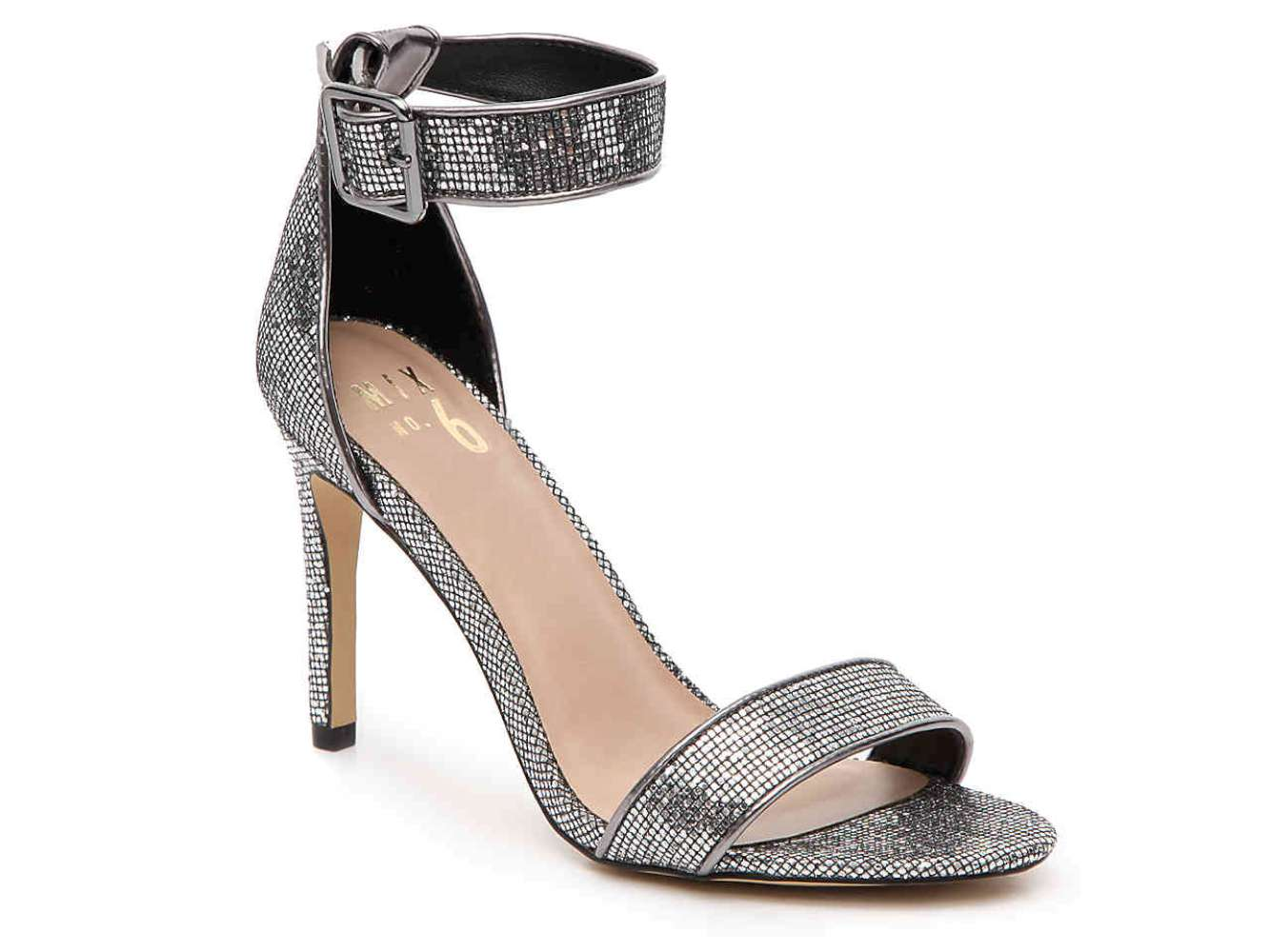 Mix No Toe 6 Damenschuhe Laela Open Toe No Special Occasion Ankle Strap Sandales ... a25df2