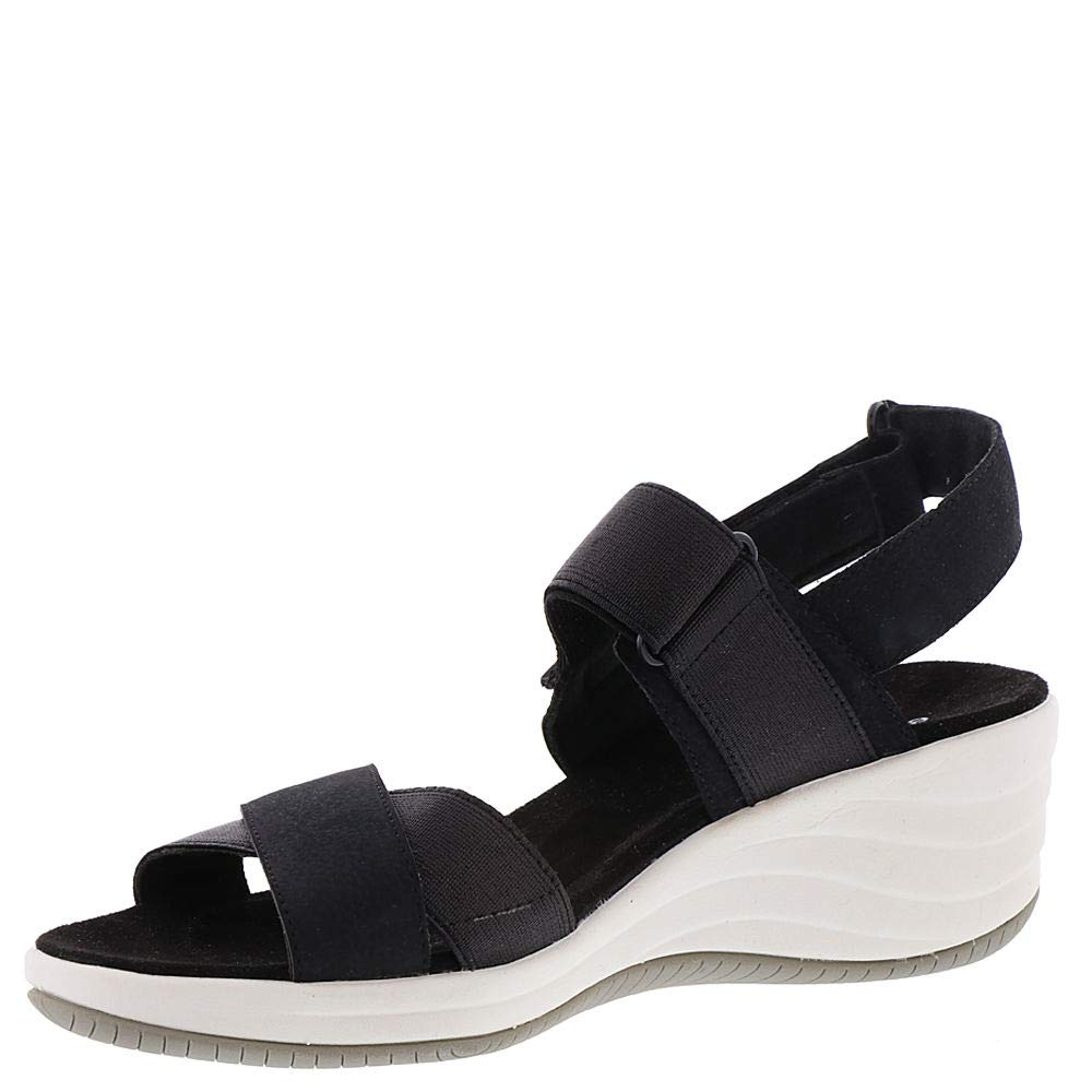 b7f8409e7385 Details about Easy Spirit Womens Darry3 Open Toe Casual Sport Sandals