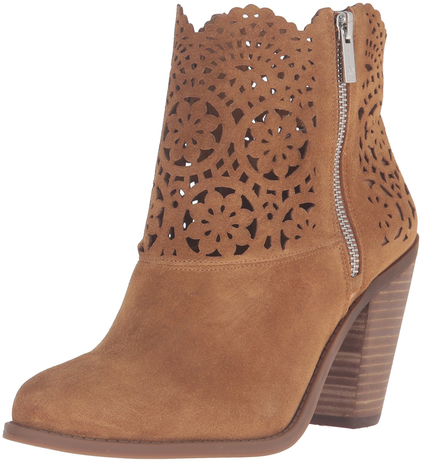 Jessica Simpson New Sesley Honey Brown Suede 6.5 Zapatos para mujer vhdpKsEjrO