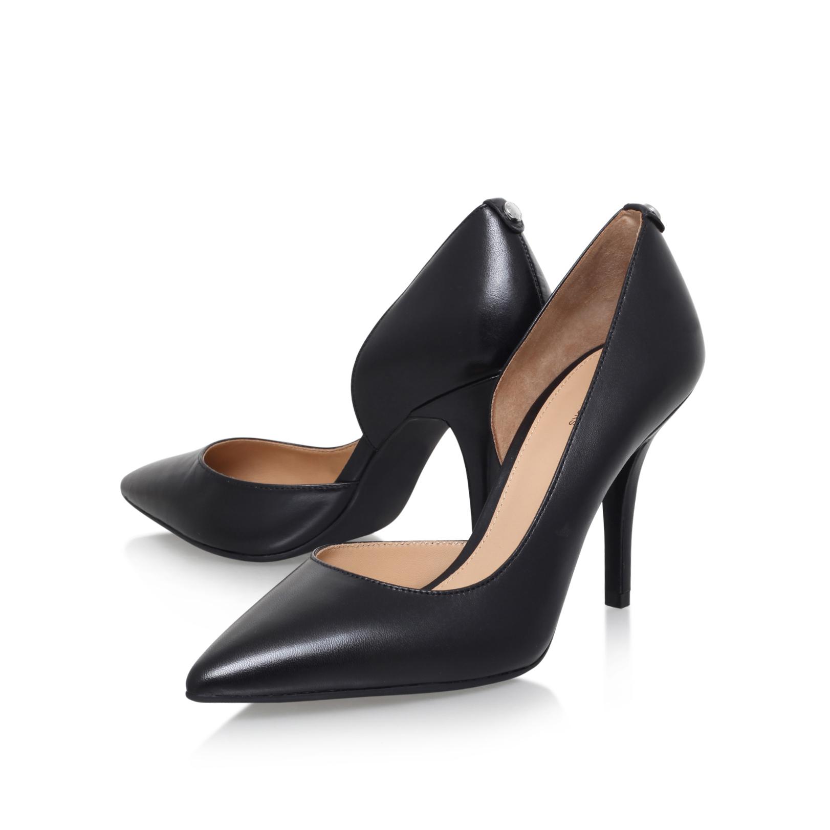 Women Heels  Michael Michael Kors Shoes Nathalie Classic Heels Black