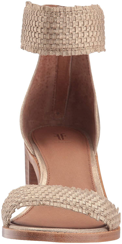 3a41718fdeac Frye Womens Bianca Woven Leather Open Toe Casual Espadrille