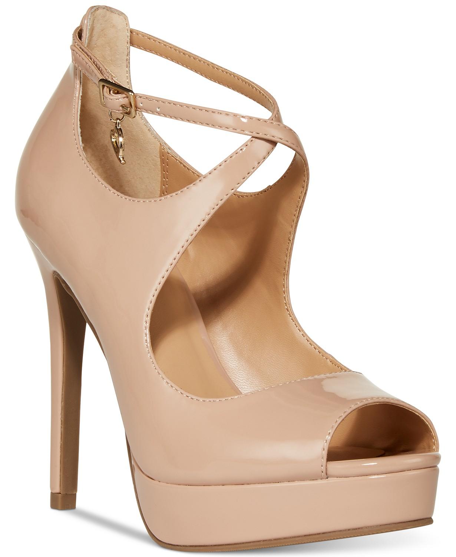 be88156ba9 Thalia Sodi Womens Chelsie Peep Toe Ankle Strap Classic
