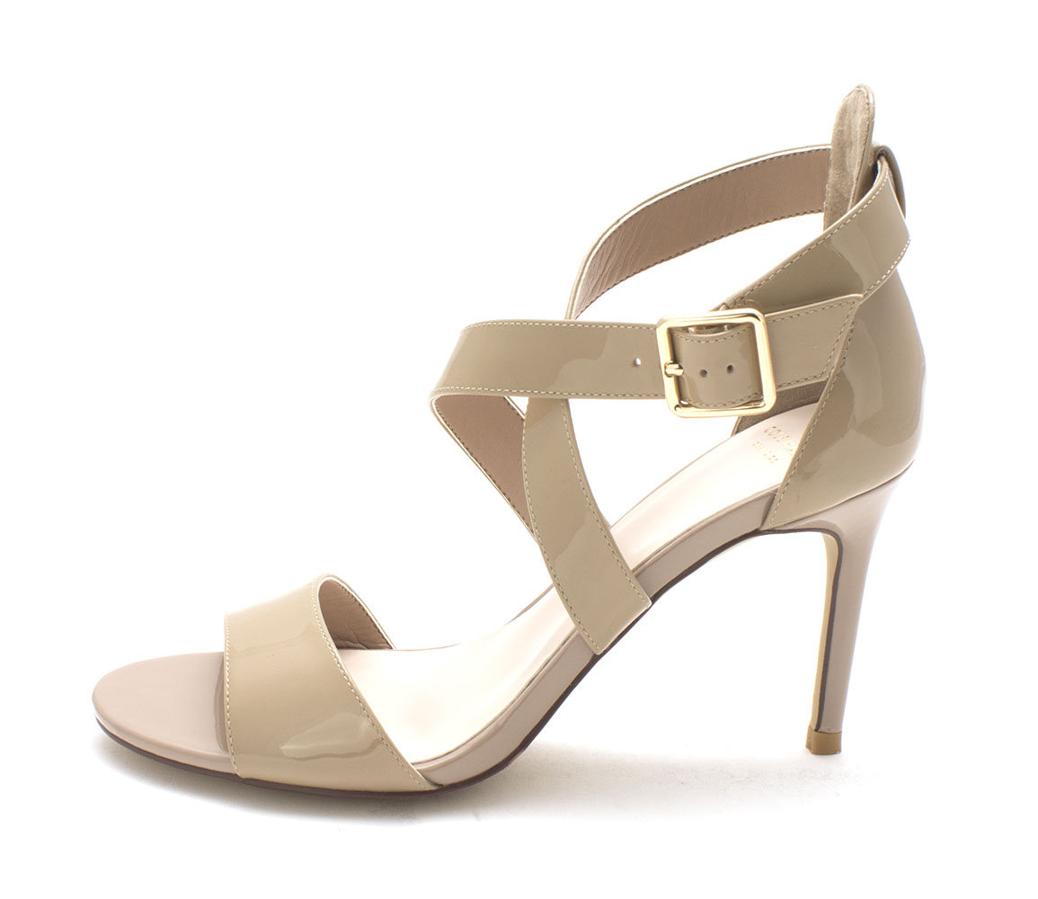 Cole Haan Womens Paulettesam Open Toe Casual Ankle Strap Sandals Nude Size 60