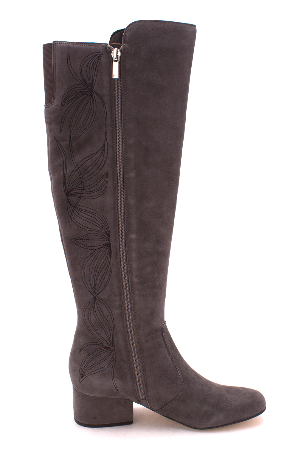 6a5c8f86795 Marc Fisher Womens Tawanna Almond Toe Knee High Fashion Boots
