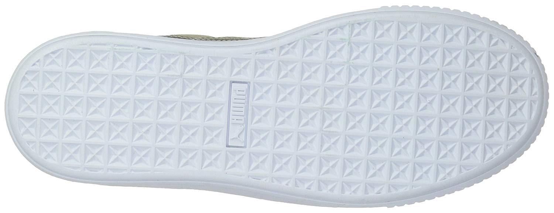 2711cbf7fe2e5 Details about PUMA Women's Suede Platform Safari Wn Sneaker, Safari-safari,  Size 10.0