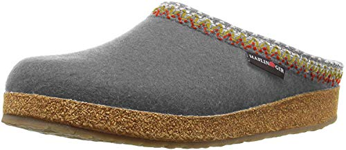 HAFLINGER GZ CLASSIC, Unisex Wool Felt Clogs from Germany