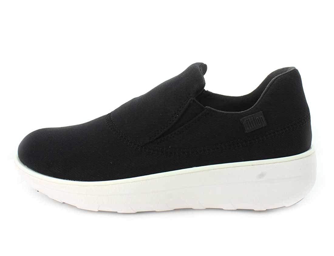 df3c07be6b470 FitFlop Womens Loaff Sporty Slip-On Sneaker
