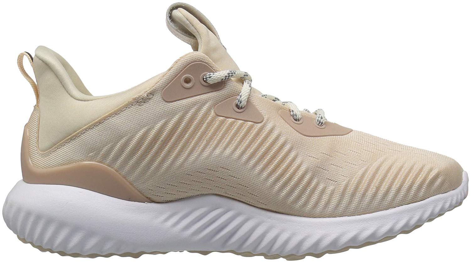 the latest 404f3 42a0d Adidas Womens Alphabounce Low Top Lace Up Running Sneaker