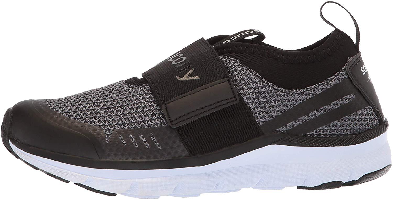 Saucony Kids Liteform Stretch /& Go a//C Sneaker