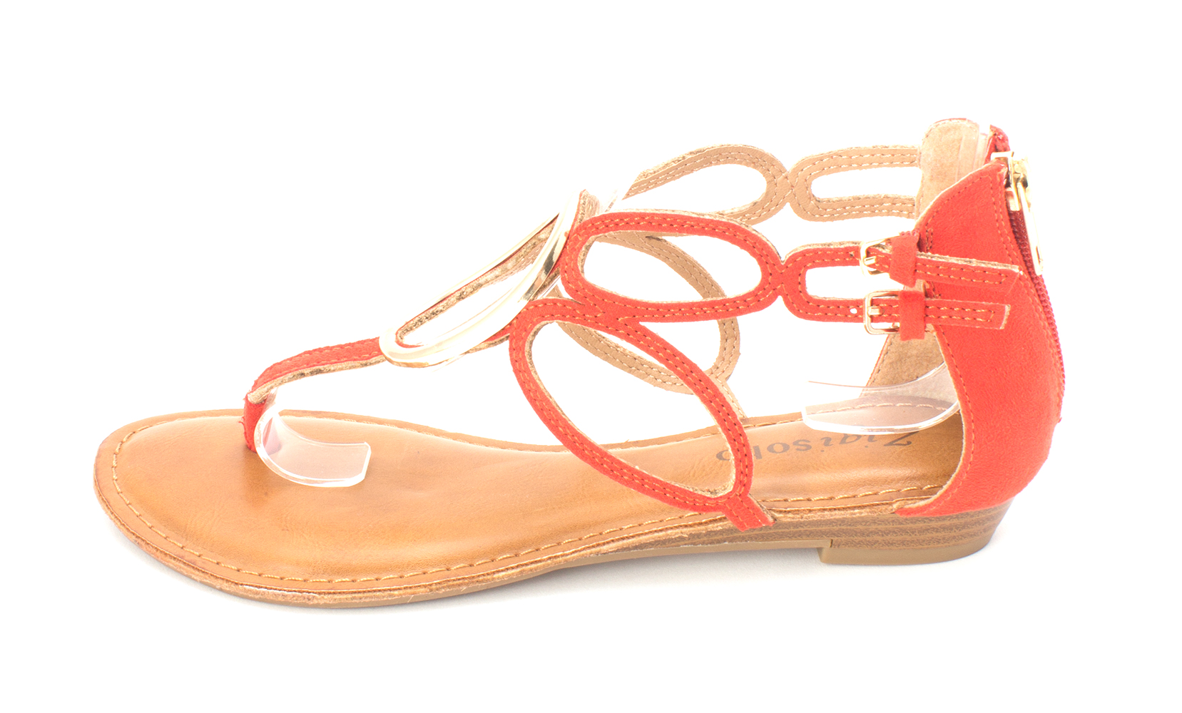 774aeaad340 Details about ZIGI SOHO Womens Markah Open Toe Casual Strappy Sandals