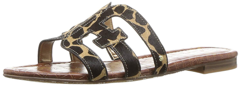 1811208746aa25 Sam Edelman Womens Bay Open Toe Casual Slide Sandals