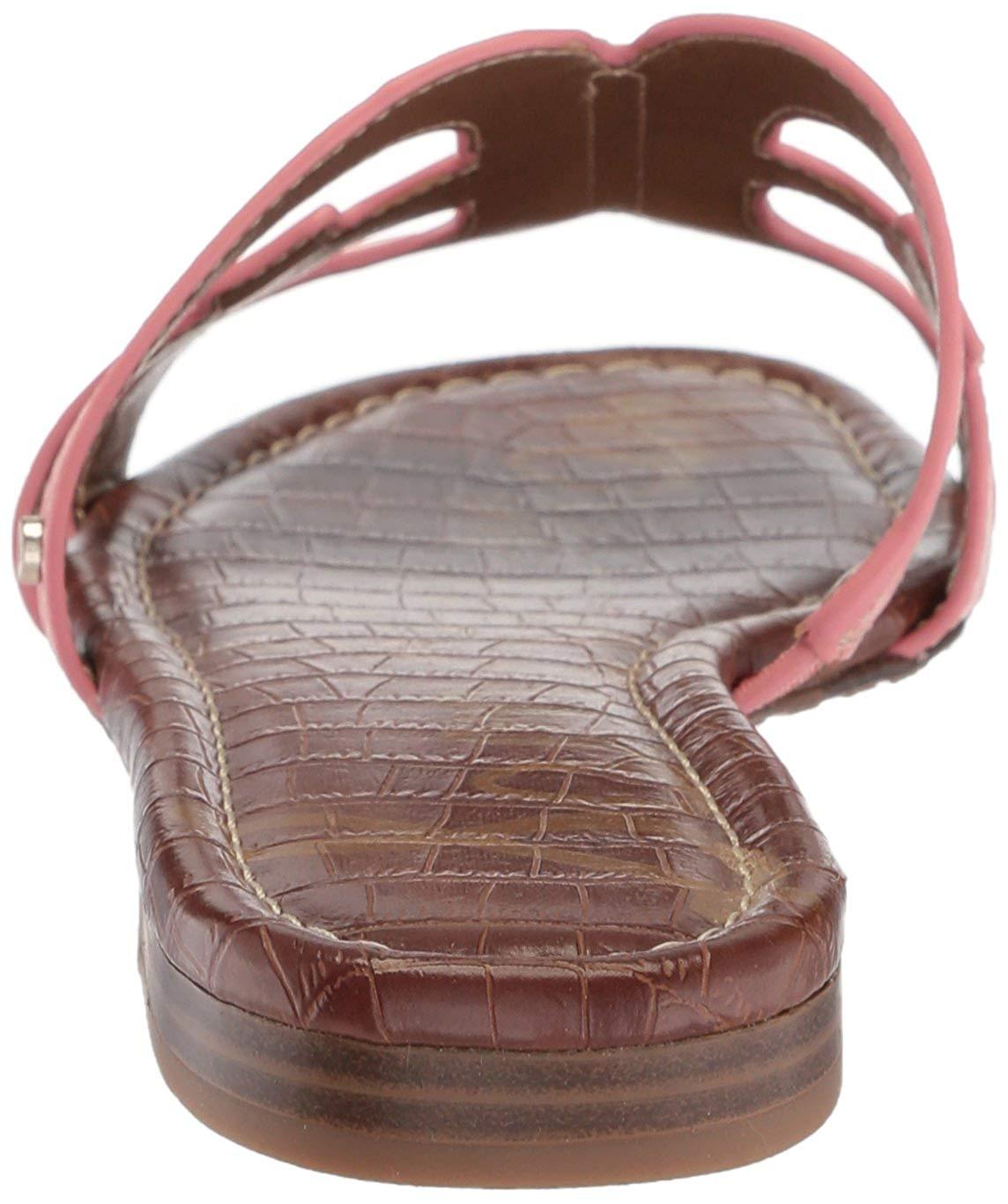bd49fb283f248 Sam Edelman Womens Bay Open Toe Casual Slide Sandals