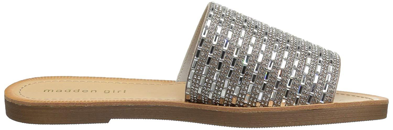 780e217d6d3 Madden Girl Women s LULU Slide Sandal