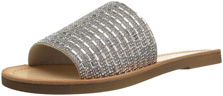 82744edcf6c Madden Girl Women s LULU Slide Sandal