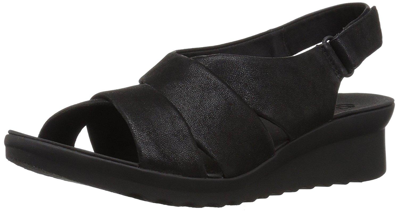 6c4b7edbde5 CLARKS Women s Caddell Petal Sandal