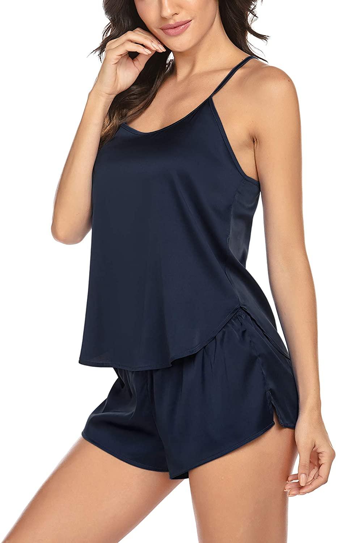 Pajamas For Women Sexy Simulation Silk Lace Skirt - Ever