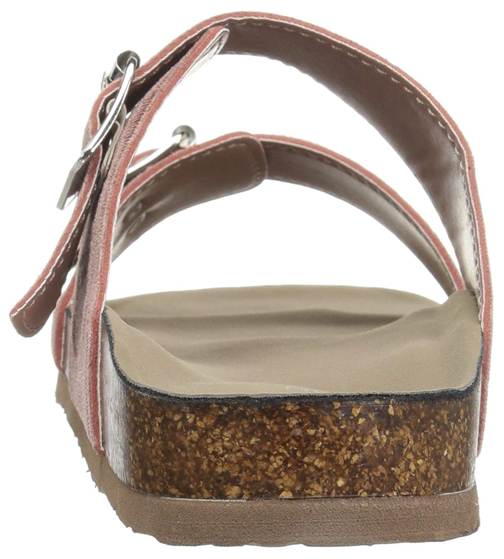 729e65da9b42 Madden Girl Women s Brando-v Flat Sandal