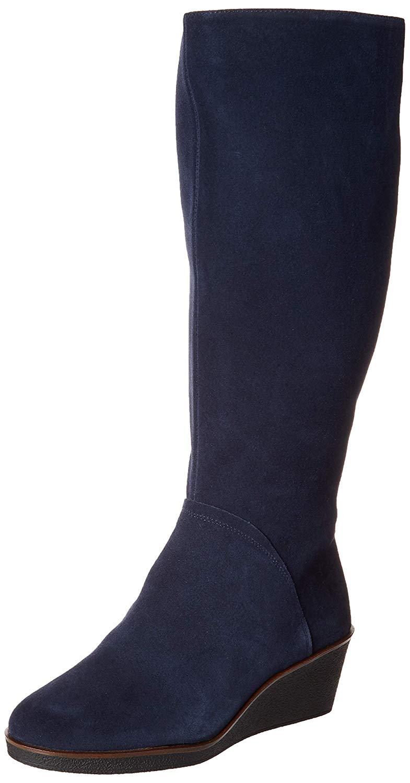 Aerosoles Mujer Binocular Knee High bota, azul oscuro, ZC5k