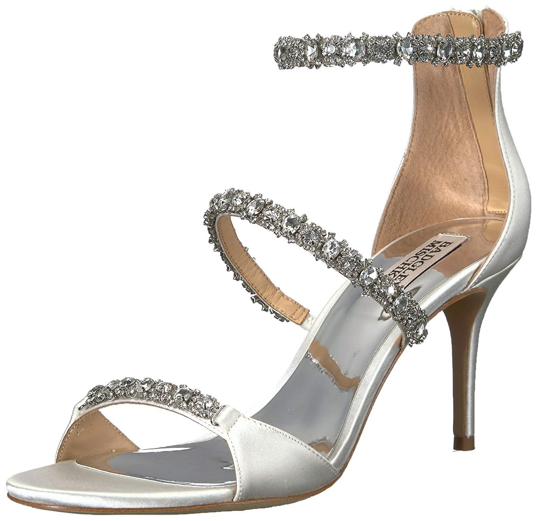 15ce6eb09aa3 Badgley Mischka Women s Yasmine Heeled Sandal