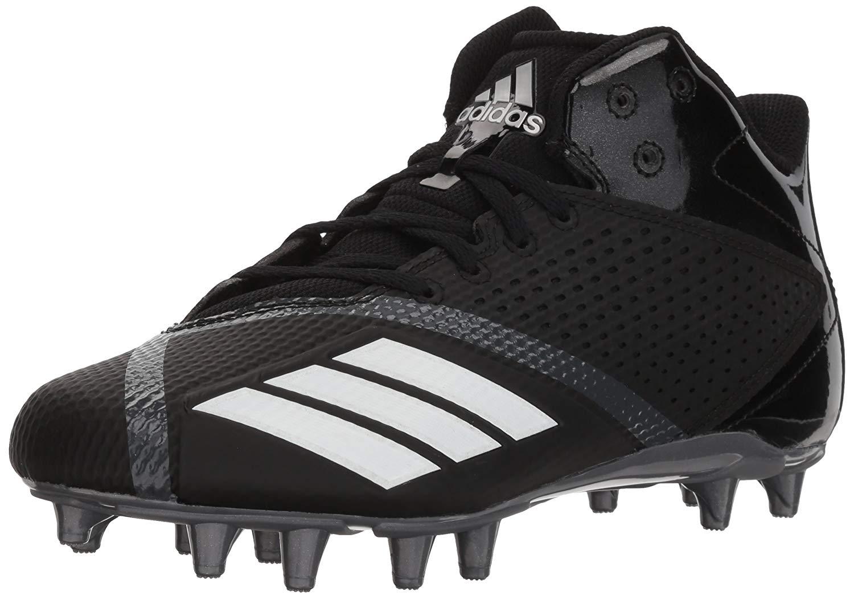 finest selection 6b452 718fc adidas Mens 5-Star Mid Football Shoe