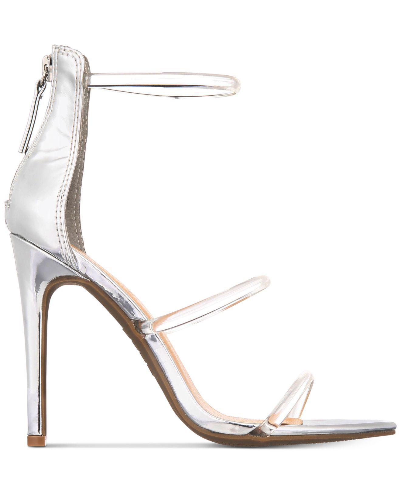 59325a0cfcf Bebe Womens Berdine Open Toe Casual Strappy Sandals