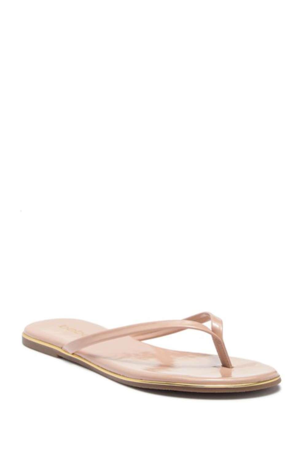 8363b0a4f Bebe Womens Ilistra Open Toe Casual Slide Sandals