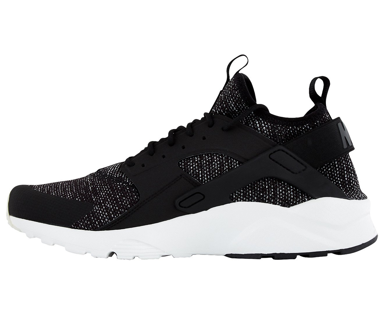 new style 89f8c 01cd5 Nike Mens Men s Nike Air Huarache Ultra, Black Black-Summit White, Size 11.5