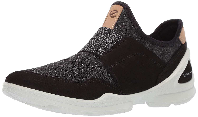 Details about ECCO Women's Biom Street Slip on Sneaker, BlackBlack, Size 10.0 qzpq