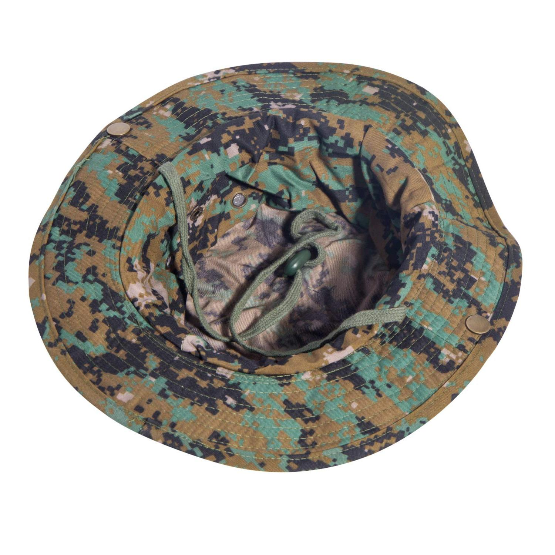 ARMYU ACU Digital Camouflage Military Wide Brim Jungle
