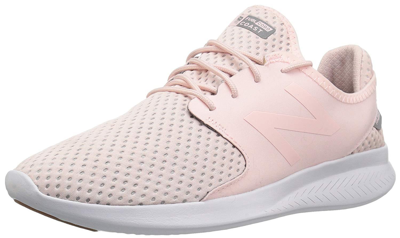 New Balance Womens WCOASLC3 Low Top Lace Up Running Sneaker  c7e4986a22d66