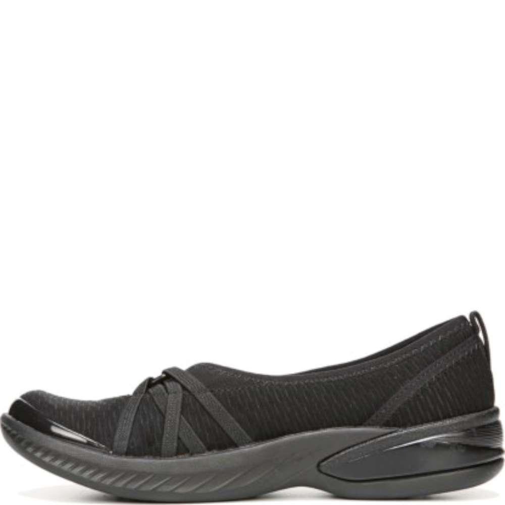 Fashion Sneakers, Black mesh, Size 8.0