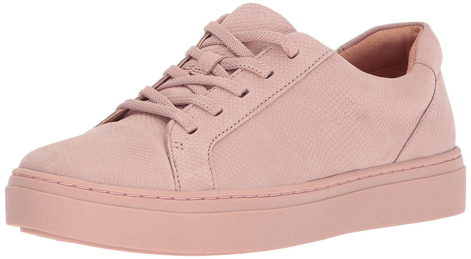 Naturalizer Womens cairo Leather Low Top Lace Up Fashion Sneakers