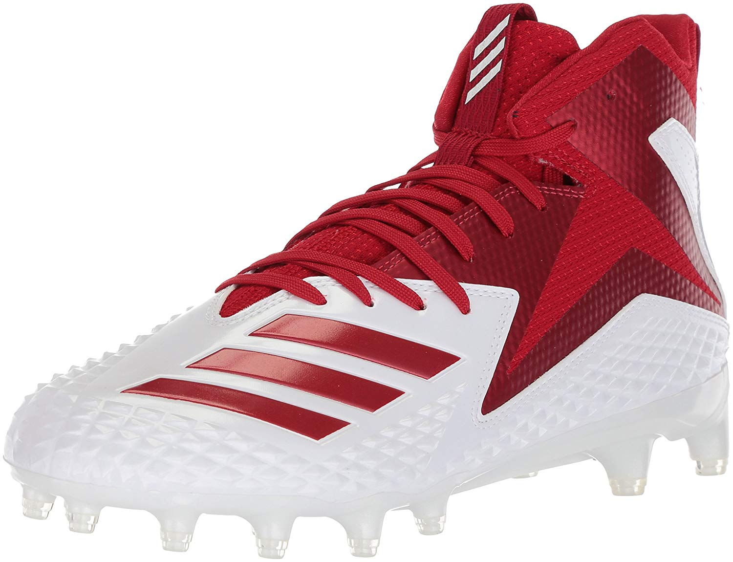 super popular 31047 88079 adidas Mens Freak X Carbon Mid Football Shoe