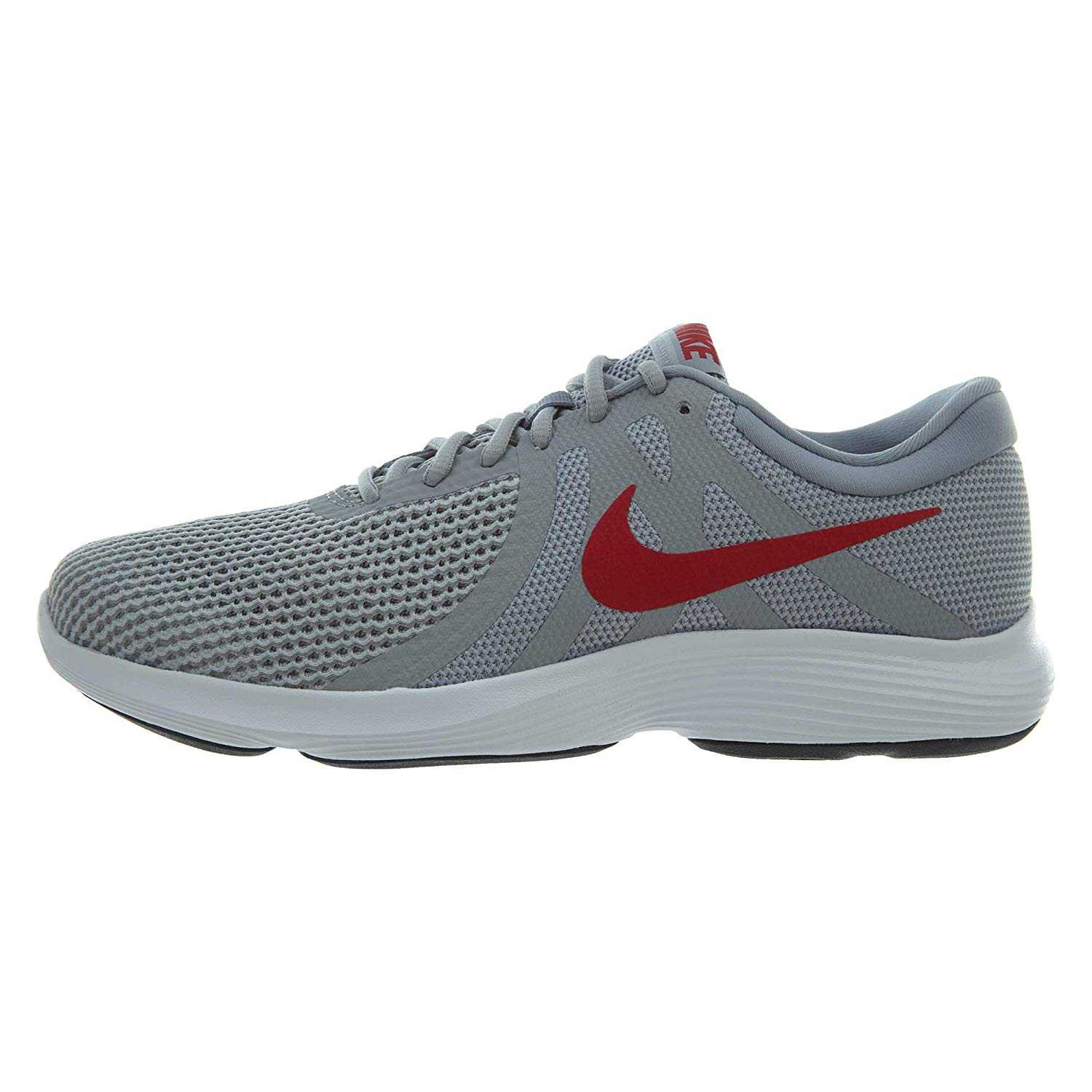 80eabcf08c4b Nike Mens Revolution 4 Low Top Lace Up Trail Running Shoes