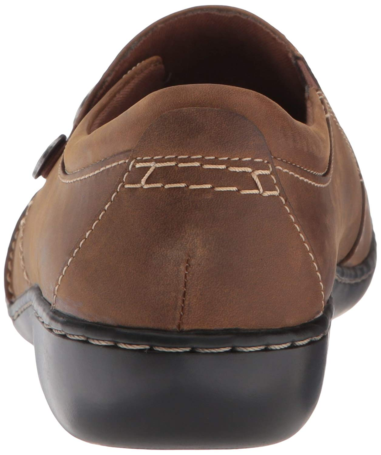 8209f0fe3e6 Clarks Womens Ashland Closed Toe Loafers