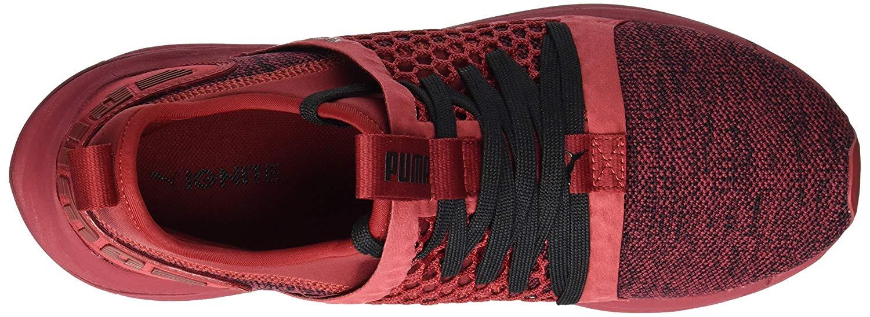 PUMA Men s Ignite Limitless SR Netfit Sneaker 2113f7d6a