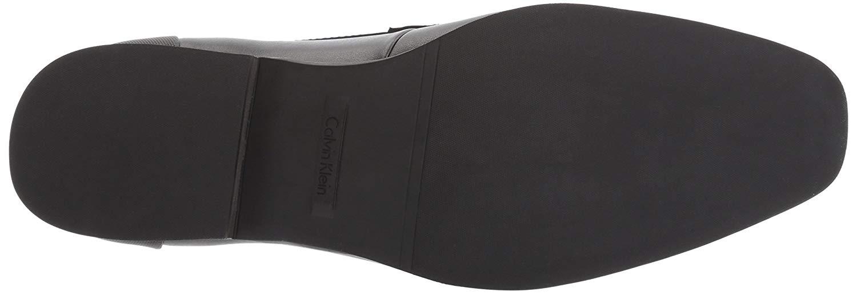 Calvin-Klein-Men-039-s-Jameson-Soft-Leather-City-Emboss-Slip-On-Loafer thumbnail 10