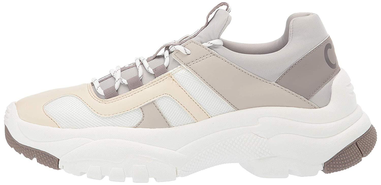 Terry Sneaker, Grey, Size 7.5 4U5F