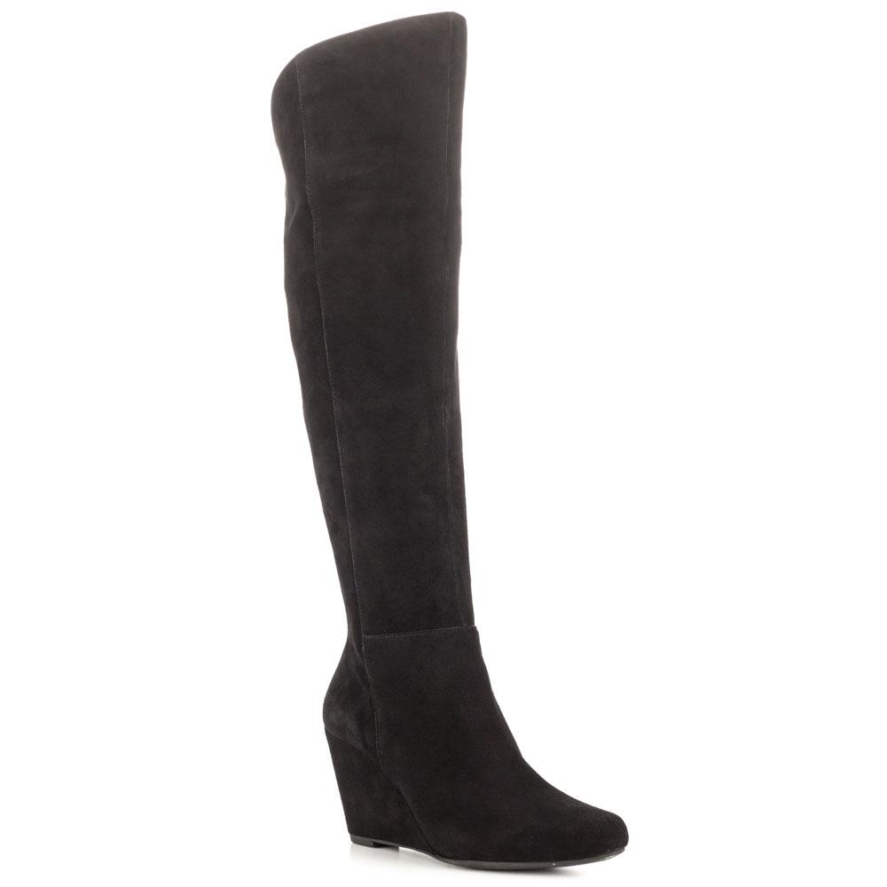 Jessica Simpson Clauds Womens Boots Black 5.5  US / 3.5 UK