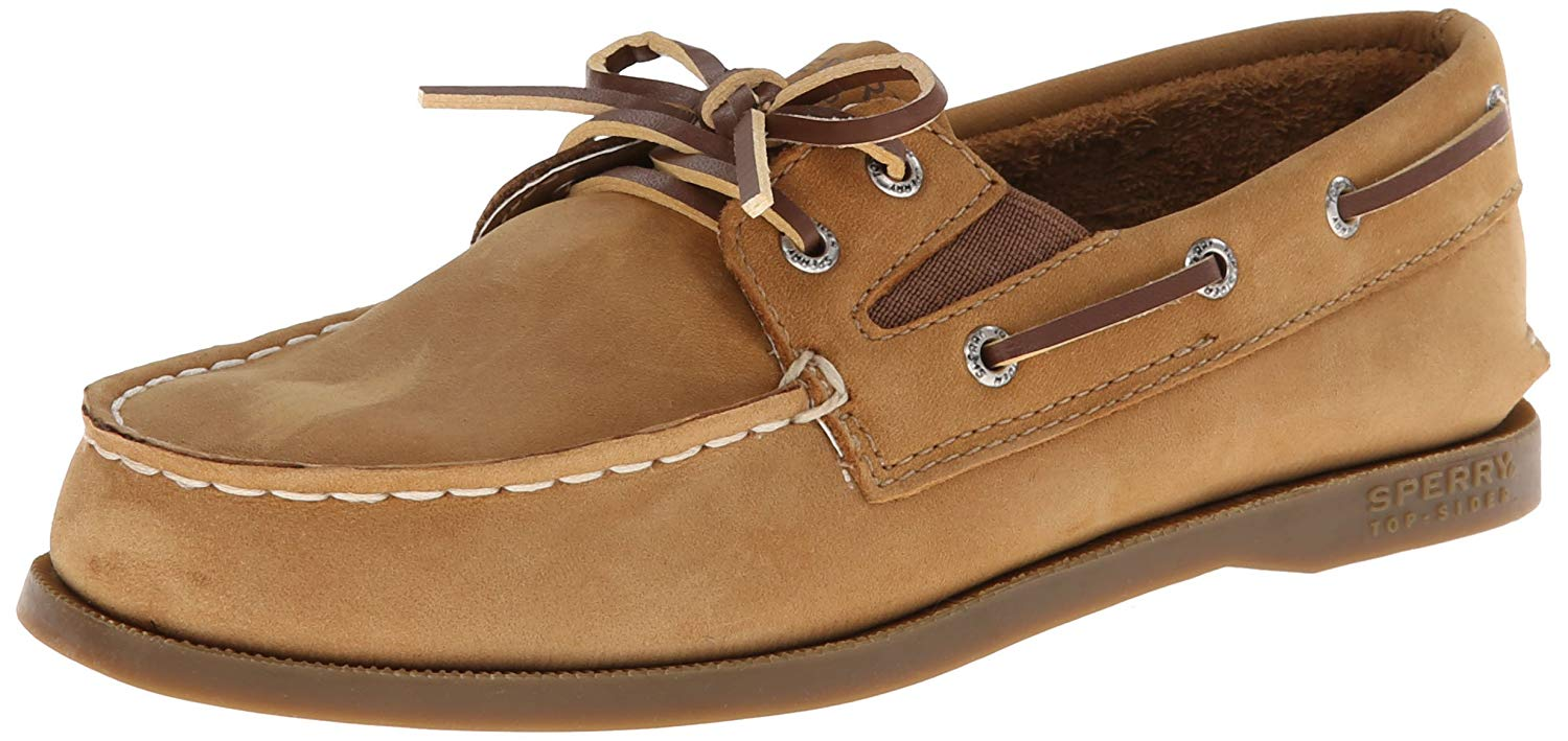 Sperry Authentic Original Slip On Boat Shoe (Toddler ...