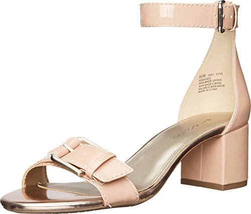 Bandolino Womens Sages Open Toe Casual Ankle Strap Sandals Pink Size 60